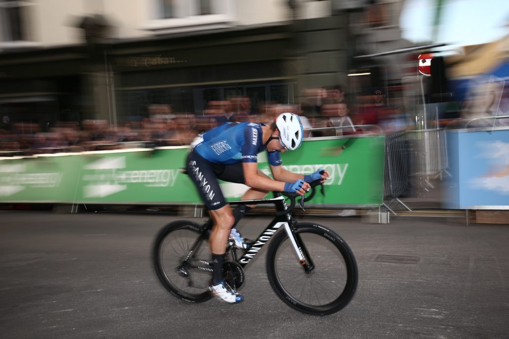 Tour Series. Aberystwyth. Harry Tanfield