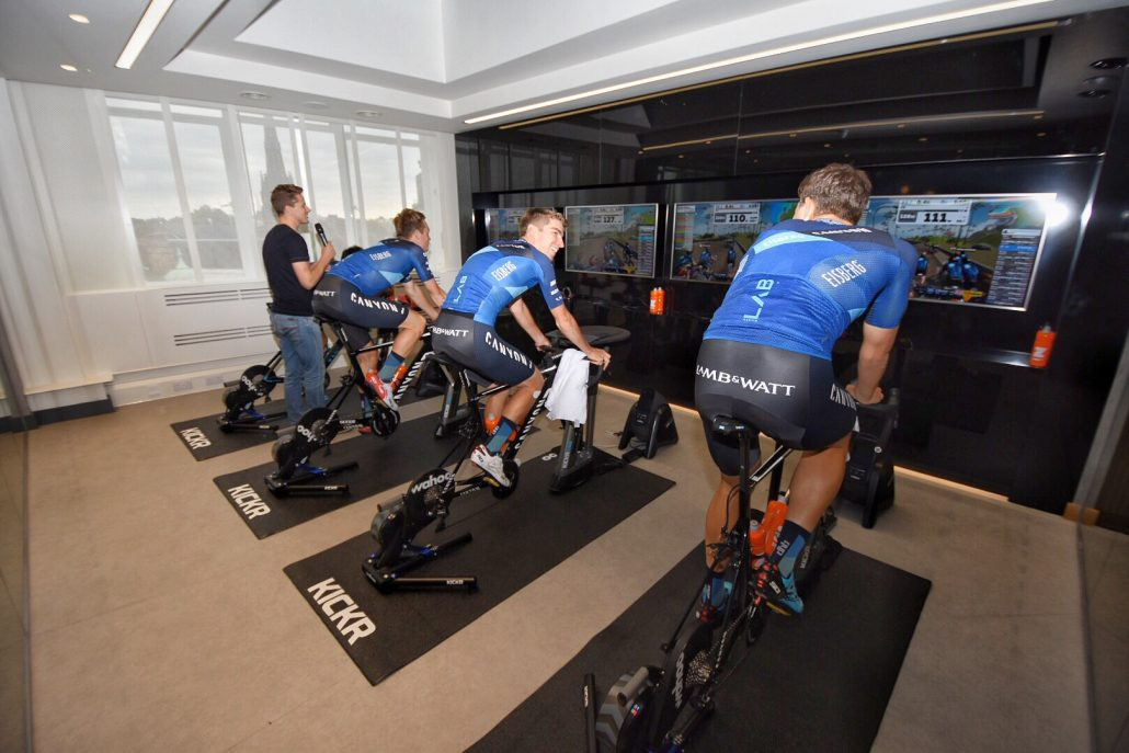 Gallery: Zwift Training Camp – Canyon dhb p/b Bloor Homes